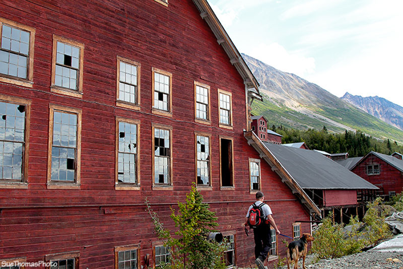 Kennecott Mine in Alaska
