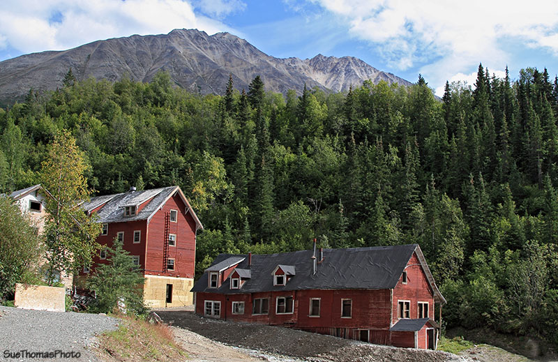Kennecott Mines in Alaska