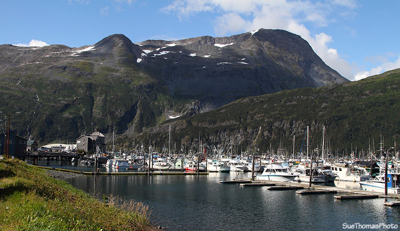 Whittier Harbor, Alaska