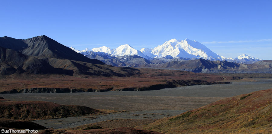 Denali from Eielson Visitor Center, Alaska