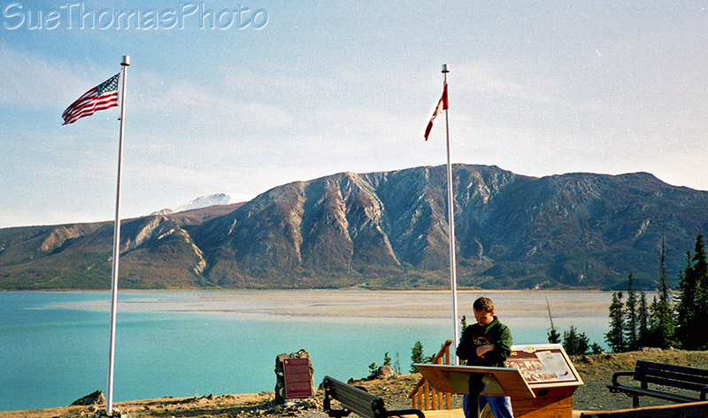 Soldier's Summit, Kluane Lake, Alaska Highway, Yukon