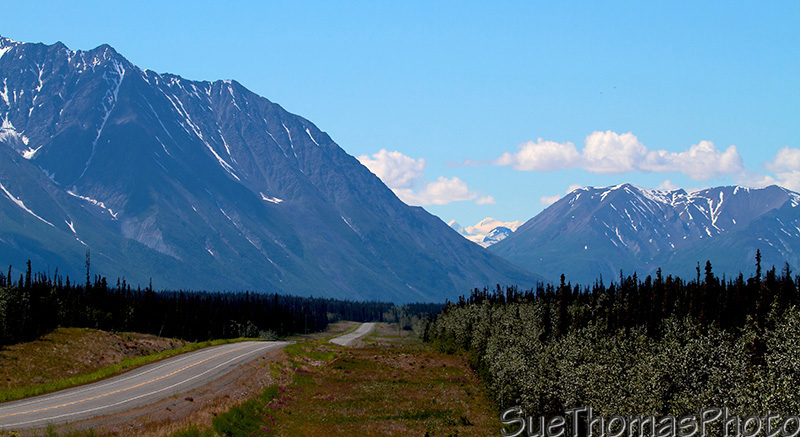 Mt Kennedy and Mt Hubbard, Yukon