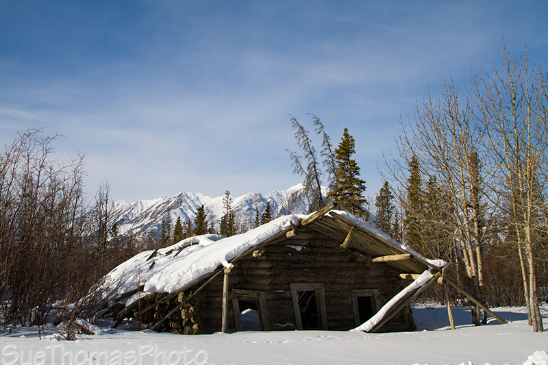 Silver City, Kluane Lake, Yukon