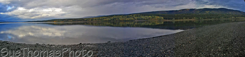 Frances Lake, Yukon