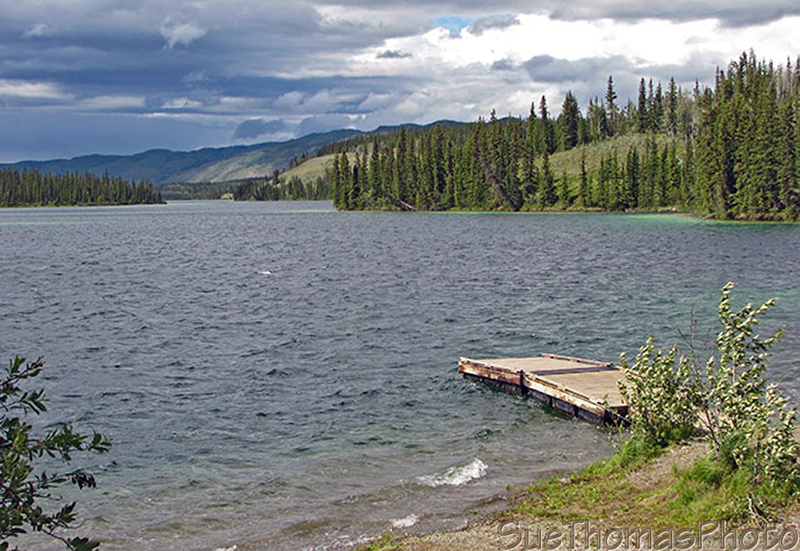 Frenchman Lake, Yukon