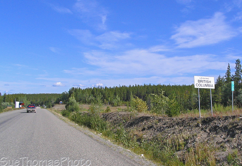 how to get to cassiar bc