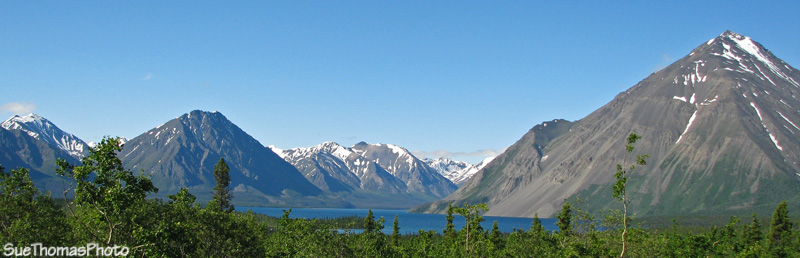 Kathleen Lake, Kluane National Park