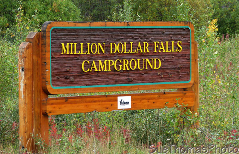 Million Dollar Falls campground