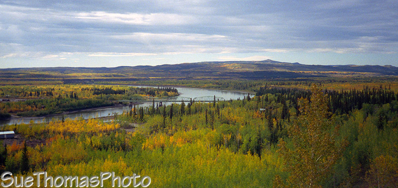 Pelly River, Klondike Highway, Yukon