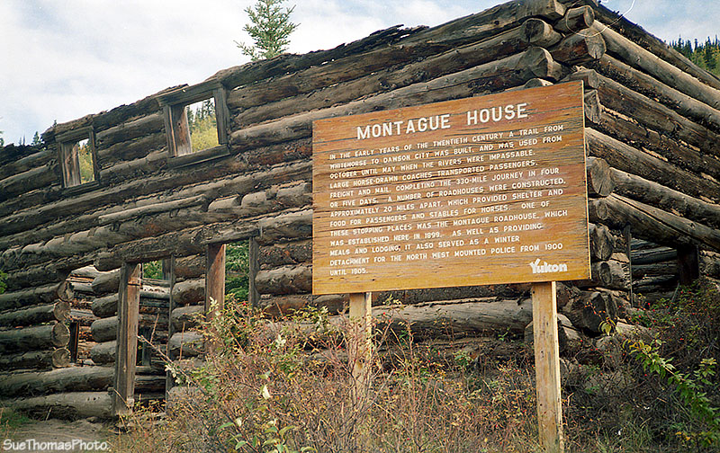 Montague House, Klondike Highway, Yukon