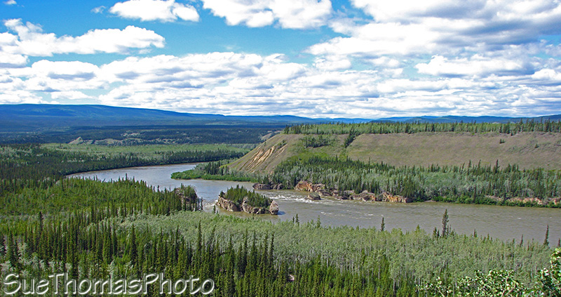 Five Finger Rapids, Yukon