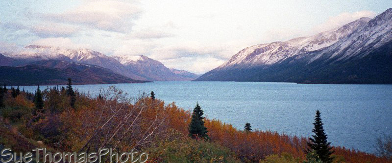 South Klondike Highway, Yukon